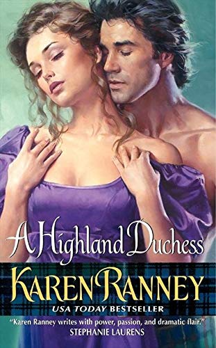 9780061771842: A Highland Duchess (Tulloch Sgathan)