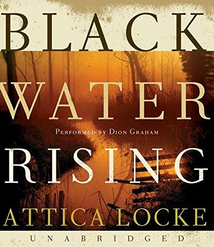 9780061772092: Black Water Rising Unabridged CD