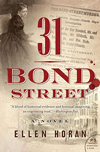 9780061773976: 31 Bond Street: A Novel