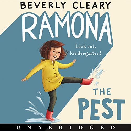 9780061774089: Ramona the Pest CD