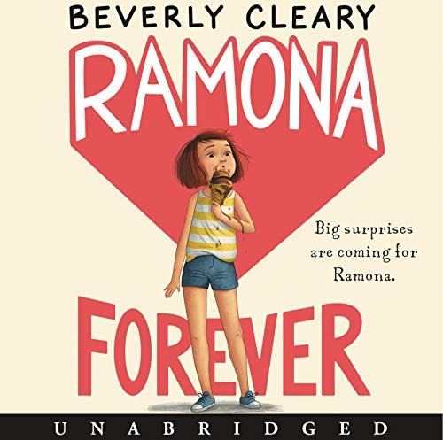 9780061774102: Ramona Forever (Ramona Quimby (HarperChildren's Audio))