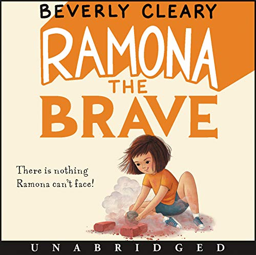 9780061774119: Ramona the Brave CD