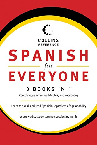 9780061774386: Spanish for Everyone (Collins Language)