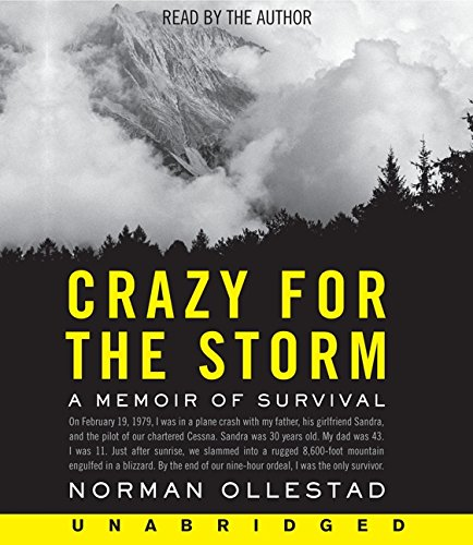 9780061774454: Crazy for the Storm CD