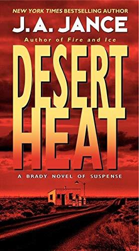 9780061774591: Desert Heat (Joanna Brady Mysteries)