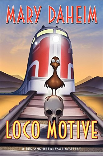 9780061774768: Loco Motive (Bed-And-Breakfast Mysteries)