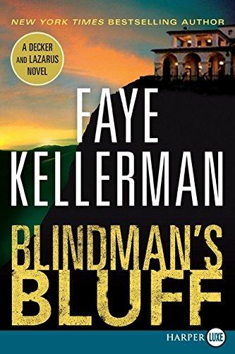 9780061774782: Blindman's Bluff LP: A Decker and Lazarus Novel (Decker/Lazarus Novels)