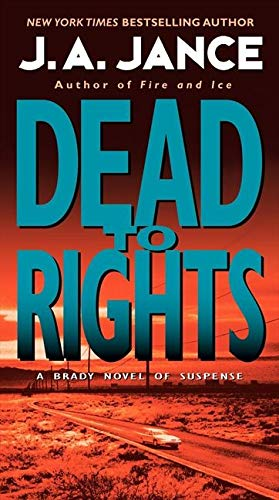 9780061774799: Dead to Rights (Joanna Brady Mysteries)