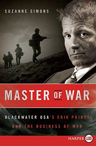 9780061775031: Master of War LP: Blackwater USA's Erik Prince and the Business of War
