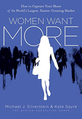 9780061776410: Women Want More: How to Capture Your Share of the World's Largest, Fastest-Growing Market