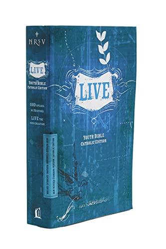 9780061777240: LIVE - NRSV Catholic Edition: Youth Bible, Catholic Edition