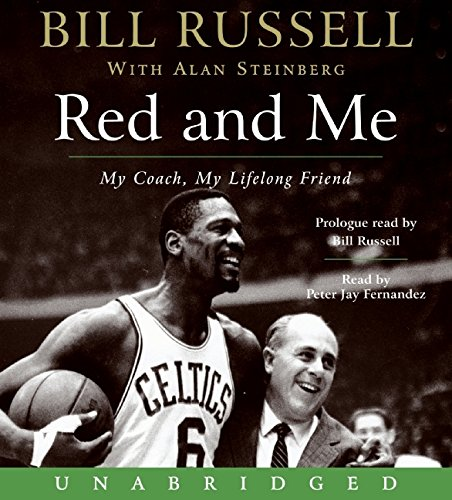 9780061778902: Red and Me CD: A Great Coach, A Life-Long Friend
