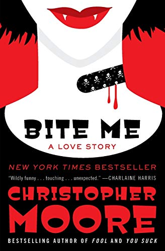 9780061779732: Bite Me: A Love Story (Bloodsucking Fiends)