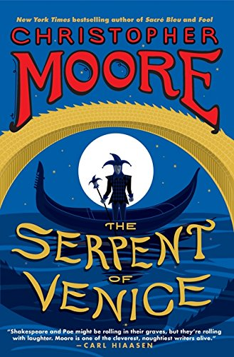 The Serpent of Venice: Moore, Christopher