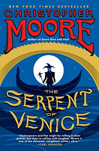 9780061779770: The Serpent of Venice: A Novel
