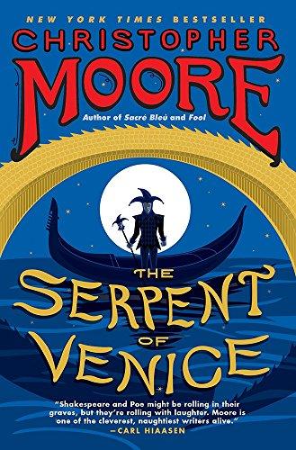 9780061779770: The Serpent of Venice: A Novel