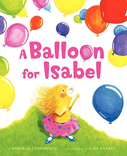 9780061779879: A Balloon for Isabel