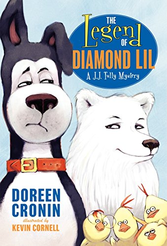 9780061779978: The Legend of Diamond Lil: A J.J. Tully Mystery (J. J. Tully Mysteries)