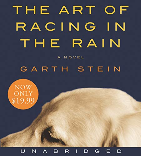 9780061780301: The Art of Racing in the Rain Low Price CD
