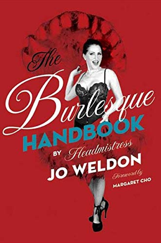 The Burlesque Handbook ***AUTOGRAPHED COPY!!!***