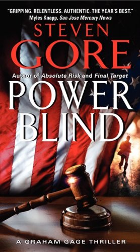 9780061782244: Power Blind: A Graham Gage Thriller (Graham Gage Thrillers)