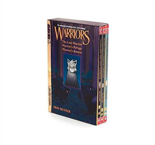 9780061782282: Warriors Manga Box Set: Graystripe's Adventure (Warriors Manga: Graystripe's Trilogy)