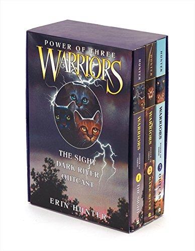 9780061782299: Warriors: Power of Three Box Set: Volumes 1 to 3: 1-3