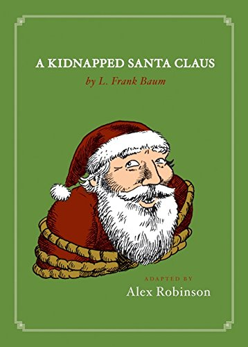 9780061782404: A Kidnapped Santa Claus