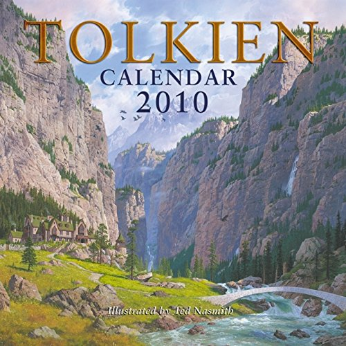 9780061782732: Tolkien Calendar 2010