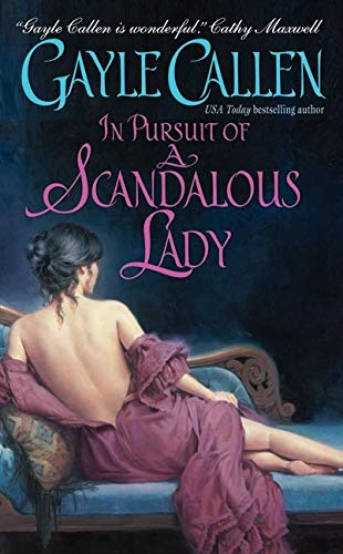 9780061783418: In Pursuit of a Scandalous Lady