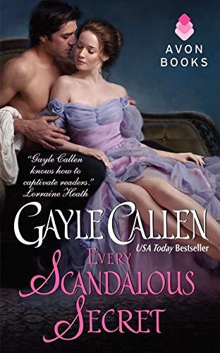 9780061783456: Every Scandalous Secret (Scandalous Lady)