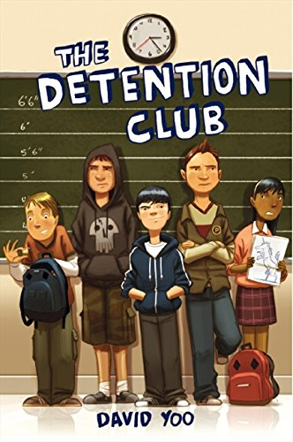 9780061783784: The Detention Club