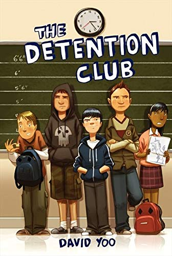 9780061783807: The Detention Club