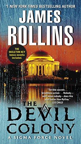 9780061785658: The Devil Colony: A SIGMA Force Novel