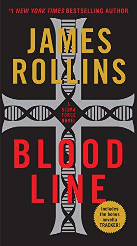 9780061785665: Bloodline (Sigma Force)