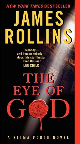 9780061785672: The Eye of God (Sigma Force)