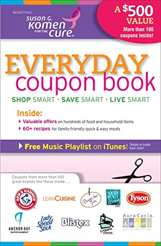 9780061789076: Everyday Coupon Book: Exclusive Offers on Hundreds of Food and Household Items
