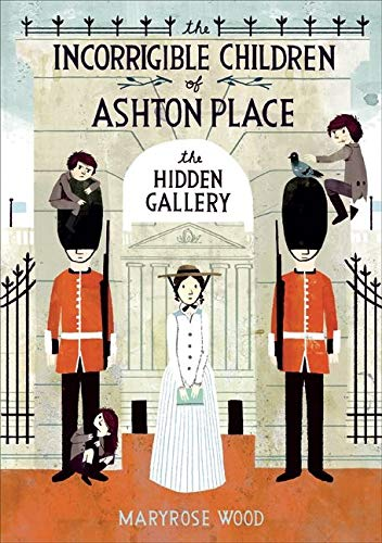9780061791123: The Incorrigible Children of Ashton Place: Book II: The Hidden Gallery