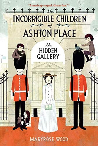9780061791130: The Incorrigible Children of Ashton Place: Book II: The Hidden Gallery