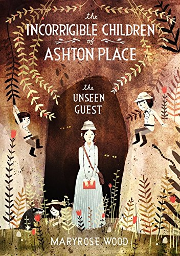9780061791185: The Incorrigible Children of Ashton Place: Book III: The Unseen Guest