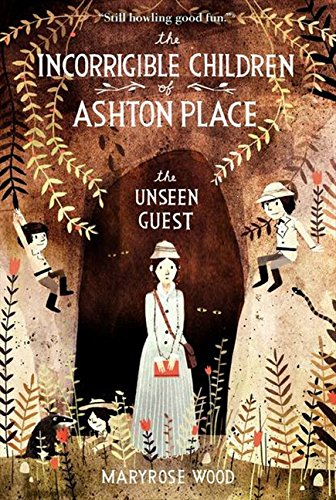 9780061791192: The Incorrigible Children of Ashton Place: Book III: The Unseen Guest