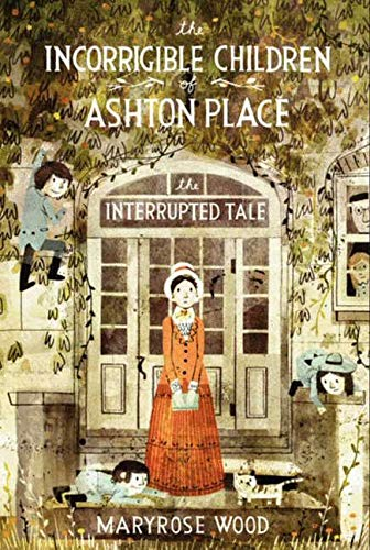 9780061791222: The Incorrigible Children of Ashton Place: Book IV: The Interrupted Tale: 4