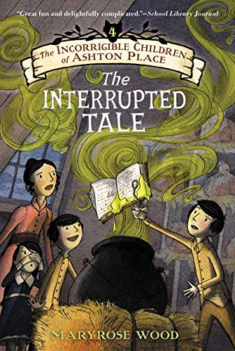 9780061791239: The Interrupted Tale