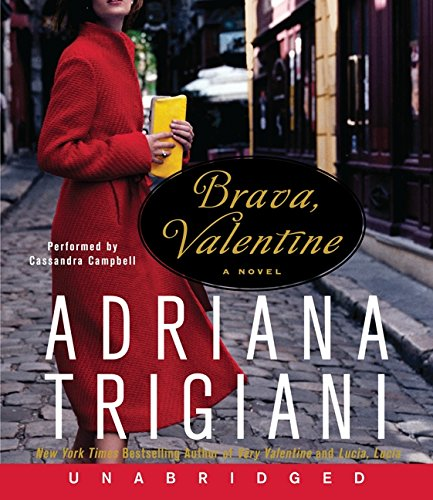 9780061791390: Brava, Valentine Unabridged CD