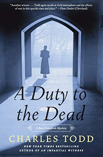 9780061791772: A Duty to the Dead