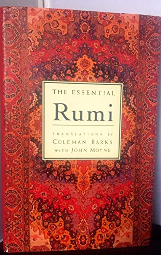 9780061792090: The Essential Rumi; New Expanded Edition