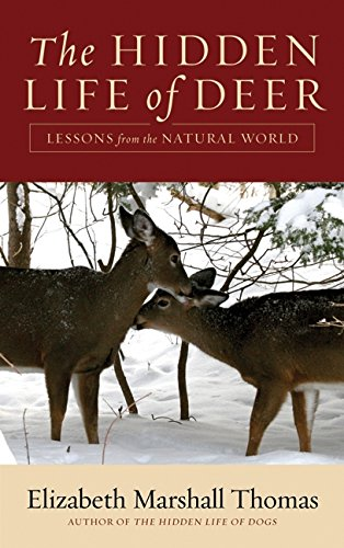 9780061792106: The Hidden Life of Deer: Lessons from the Natural World