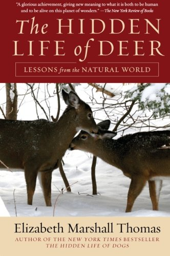 9780061792113: The Hidden Life of Deer: Lessons from the Natural World