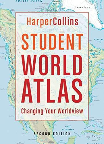 9780061793769: HarperCollins Student World Atlas, 2nd Edition: Changing Your Worldview