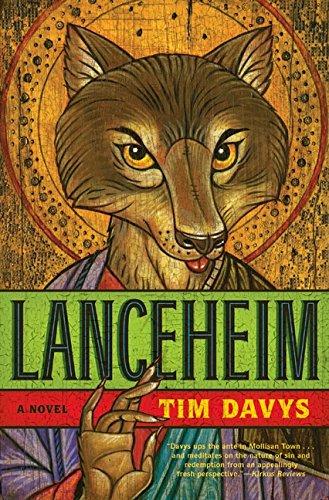 9780061797439: Lanceheim: A Novel